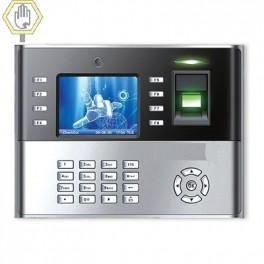 Terminal de Huella Multimedia, para control de Acceso, Tiempo y Asistencia
