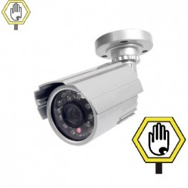 Cámara de Vigilancia Día/Noche Electrónico Alta Resolución 900TVL