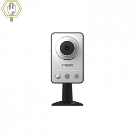 Cámara IP 2MP Tipo Cubo con Sensor PIR