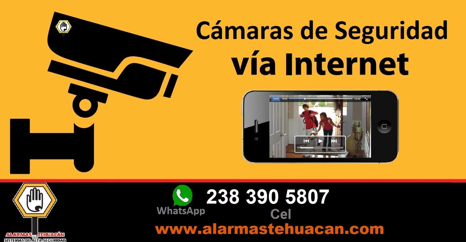 CCTV TEHUACAN